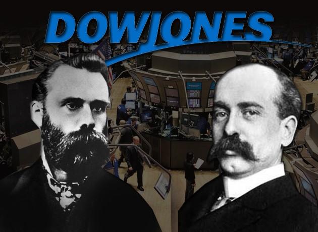 Charles Dow và Edward Jone